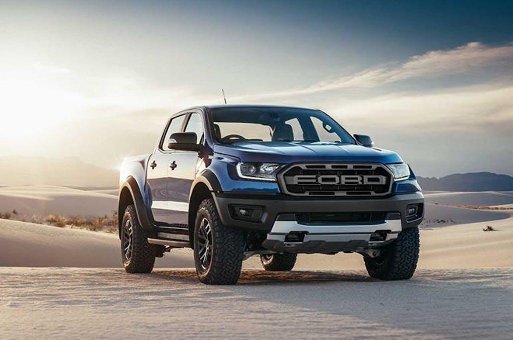 Ford Ranger Raptor  Off road senza limiti
