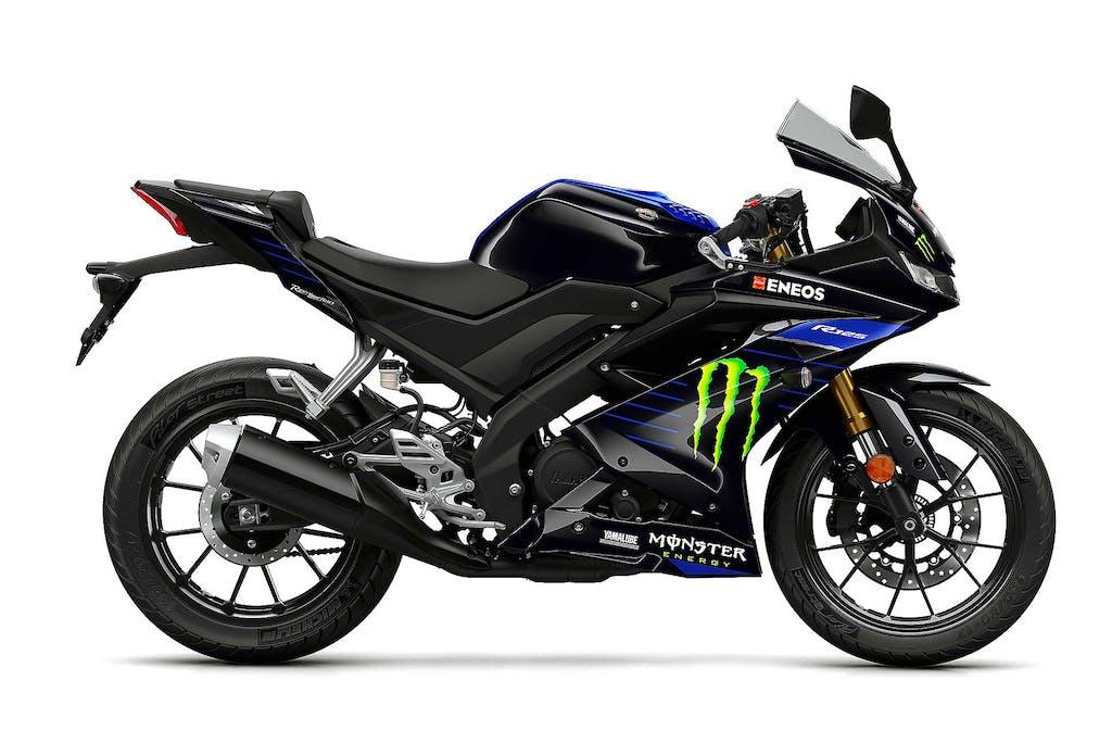 Yamaha YZF-R125 Arriva la livrea MotoGP