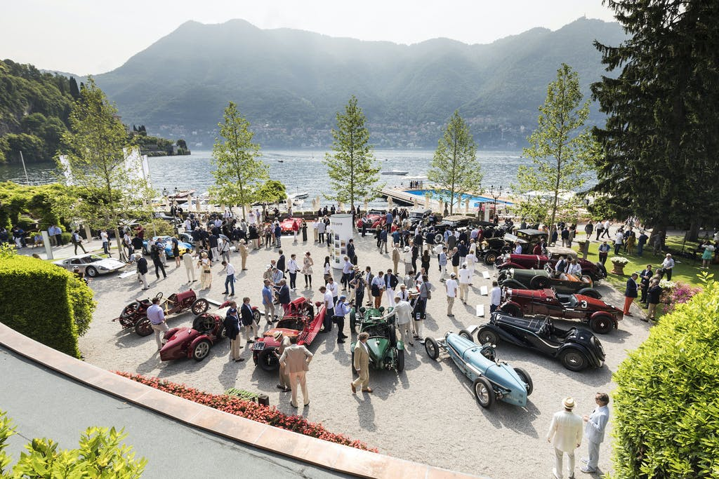 Concorso d'Eleganza Villa d'Este 2019, Sinfonia di Motori