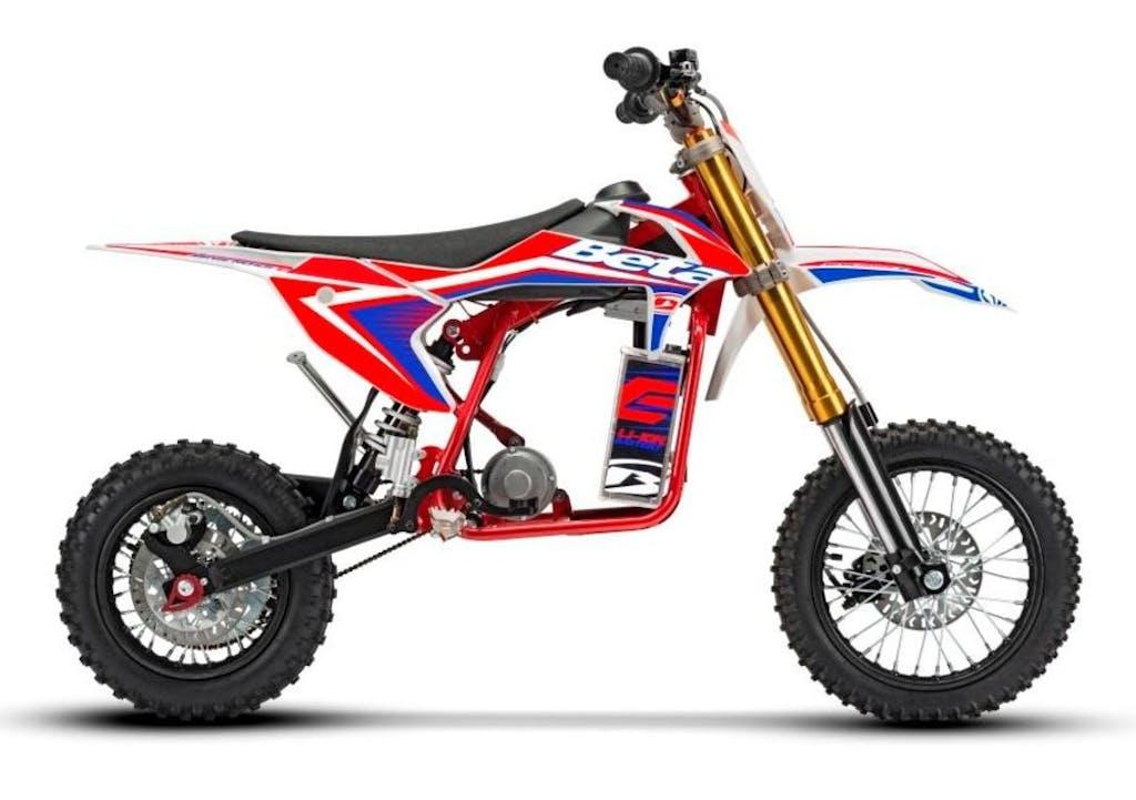 Beta Minicross-E my2019  L'endurina elettrica si fa più leggera