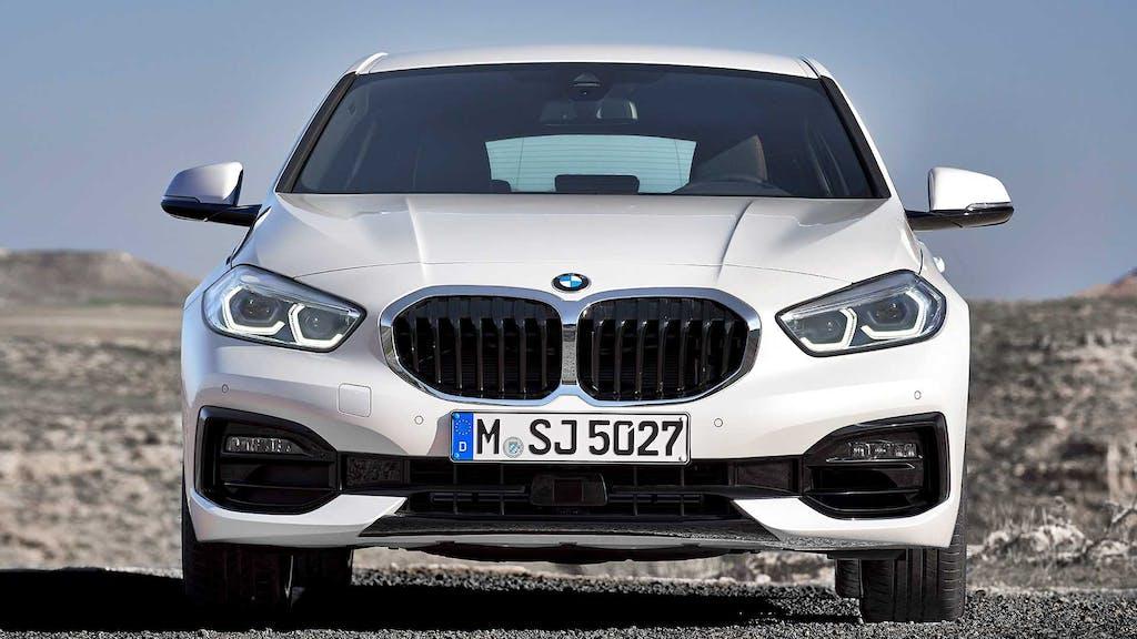 BMW Serie 1 elettrica, in arrivo nel 2021?