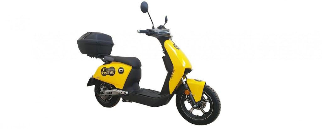 Zig Zag Scooter Sharing A Milano ora ad impatto zero