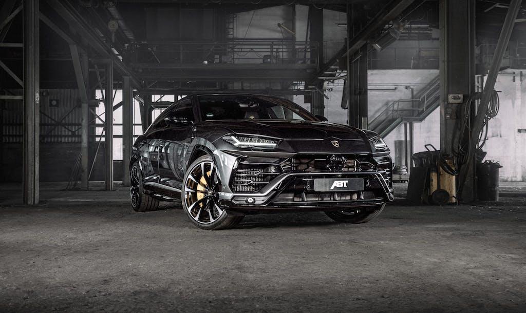 Lamborghini Urus, quella di ABT ha 710 cv e una coppia da camion: 910 Nm