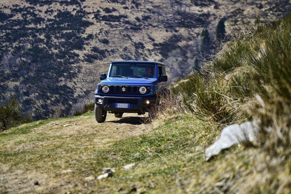 Suzuki Jimny, sold-out come l'iPhone dei tempi migliori