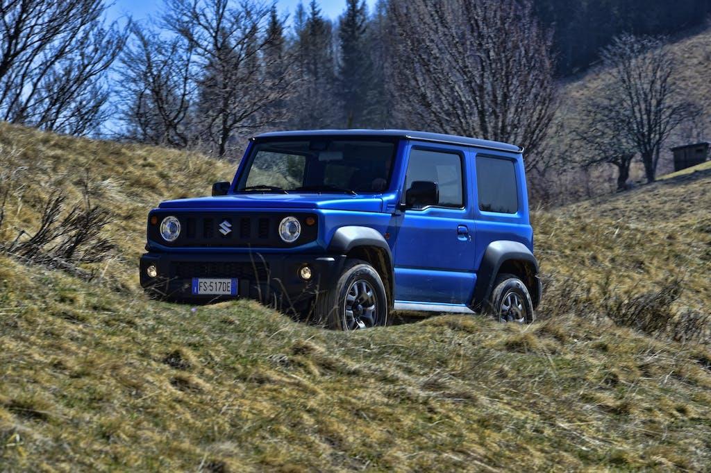 Suzuki Jimny, la sua storia in attesa del ritorno (vero)