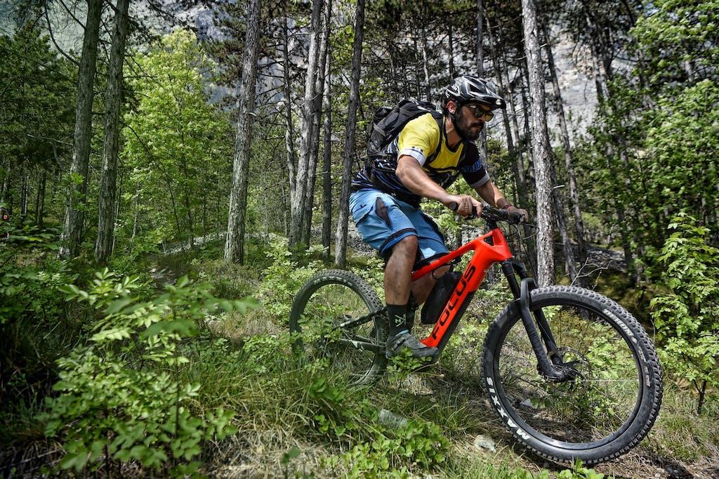 EMTB Adventure, bici e gastronomia sul Garda Trentino