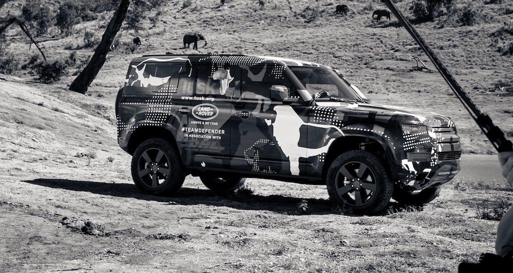 Nuova Land Rover Defender, a Francoforte in tre lunghezze