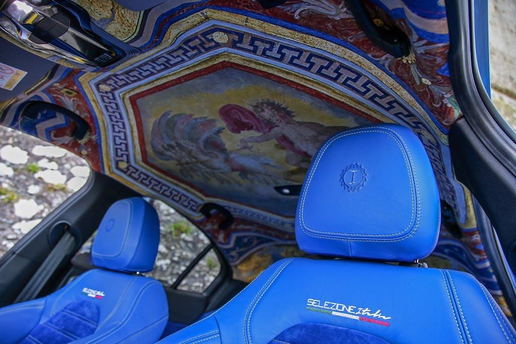 Hertz e Garage Italia, arte a noleggio su ruote