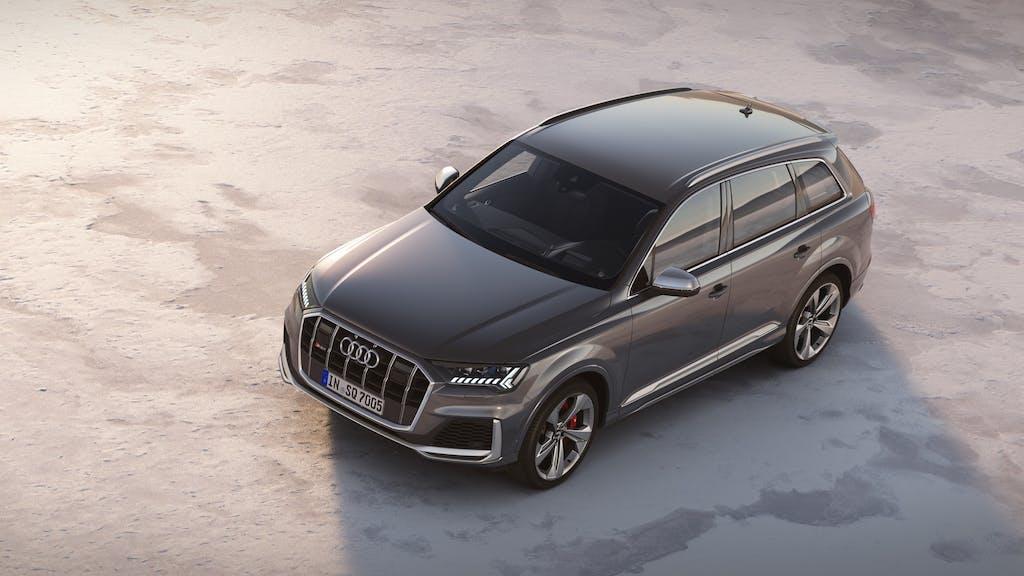 Audi SQ7, restyling nel nome della sportività