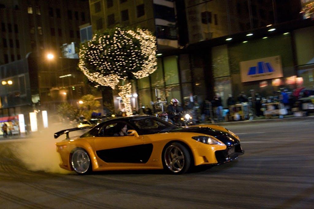 Fast and Furious, le migliori auto di Tokyo Drift
