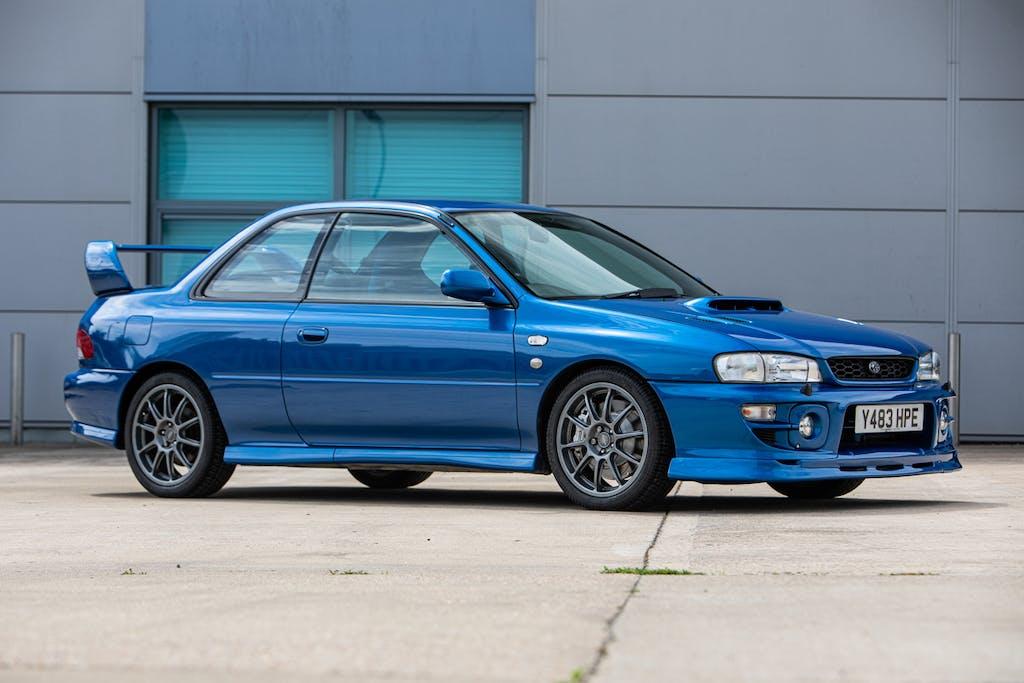 Subaru Impreza P1 e altre giapponesi da sogno presto all'asta