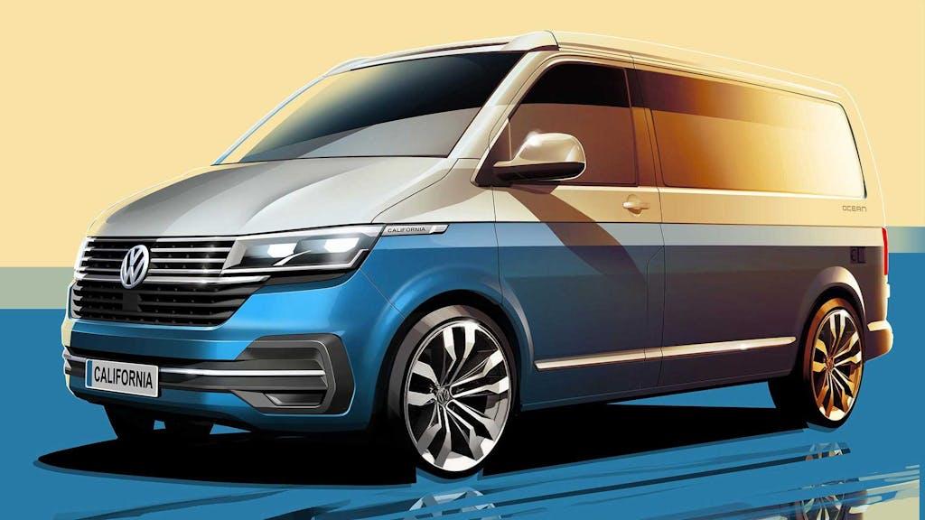 Volkswagen California 6.1  Voglia di vacanza