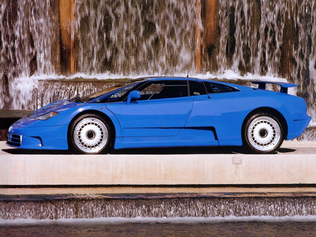 Youngtimer – Bugatti EB110, storia di un genio incompreso