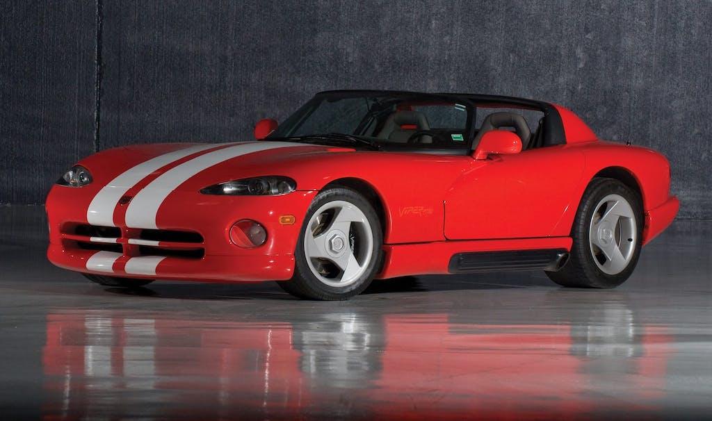 Youngtimer – Dodge Viper, storia della supercar che non c'è più. Purtroppo