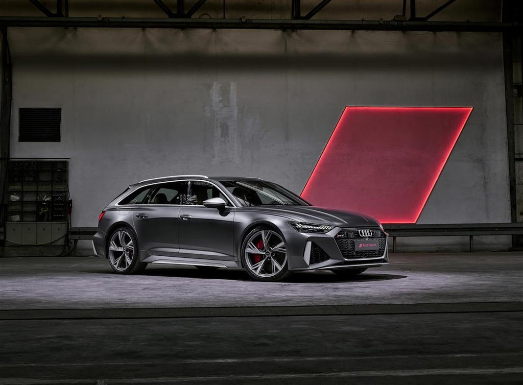 Nuova Audi RS 6 Avant, più potente della Lamborghini Huracan