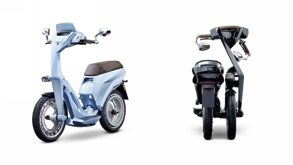 UJet, lo scooter elettrico più estremo