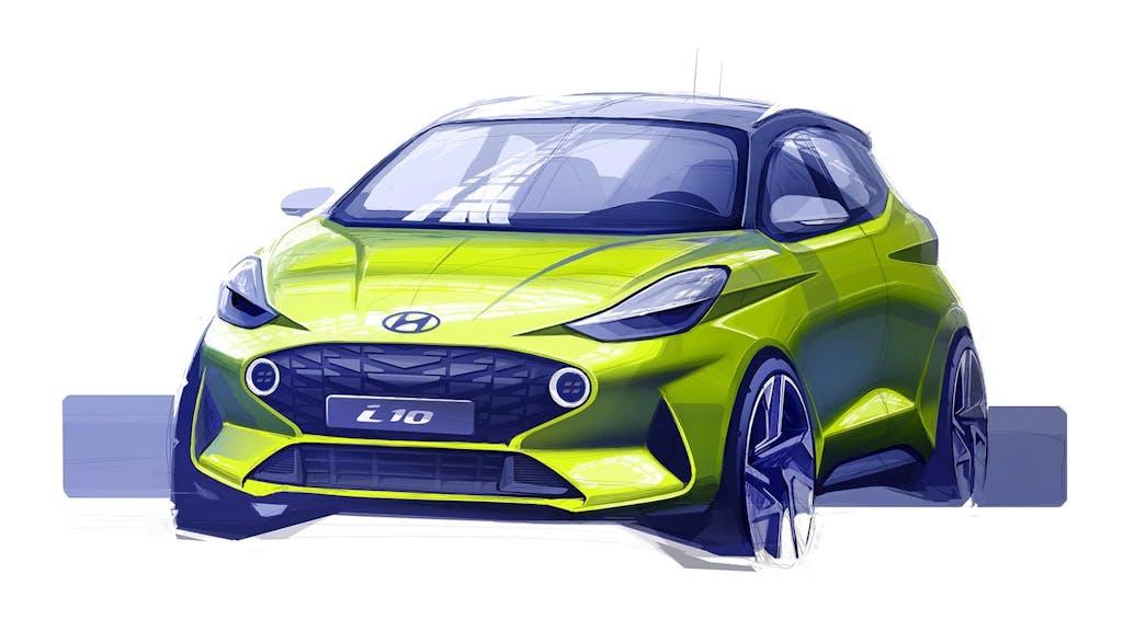 Hyundai i10  Preview 2020