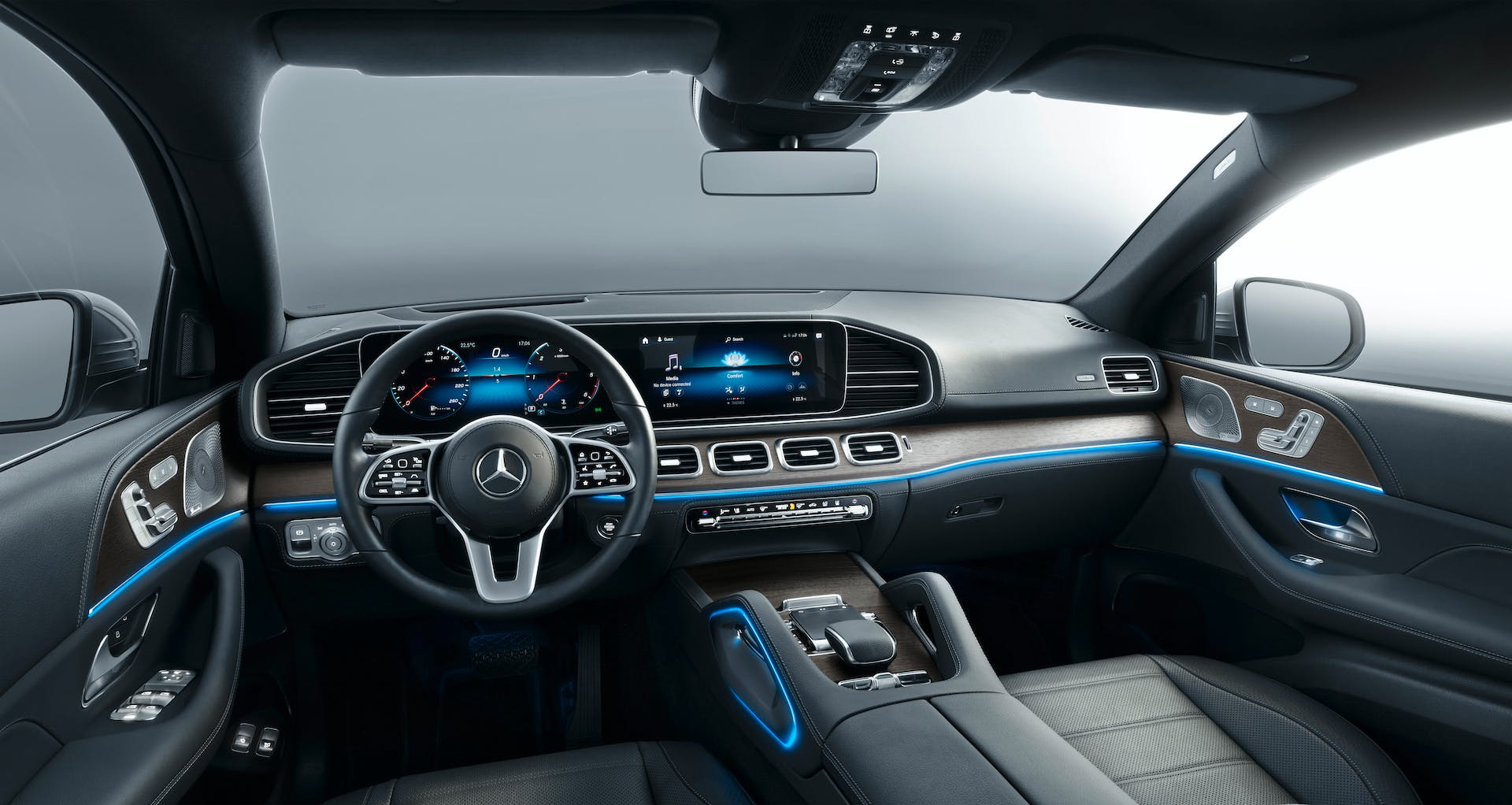 plancia nuova Mercedes-Benz GLE Coupé 2019Mercedes-Benz GLE Coupé