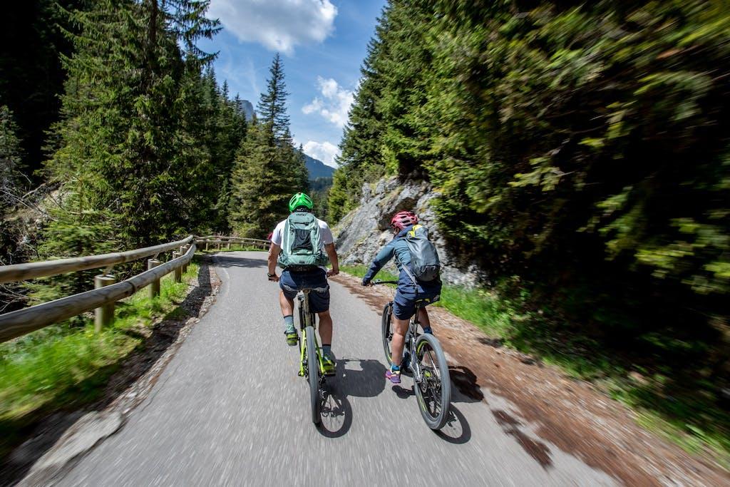 Con Bosch alla Top Dolomites