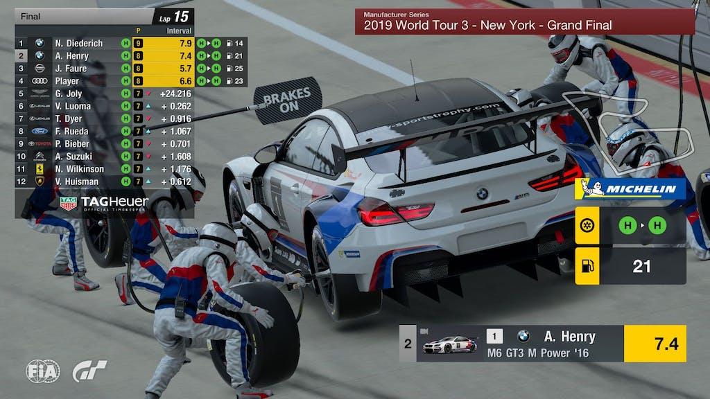 Gli pneumatici Michelin protagonisti di Gran Turismo Sport