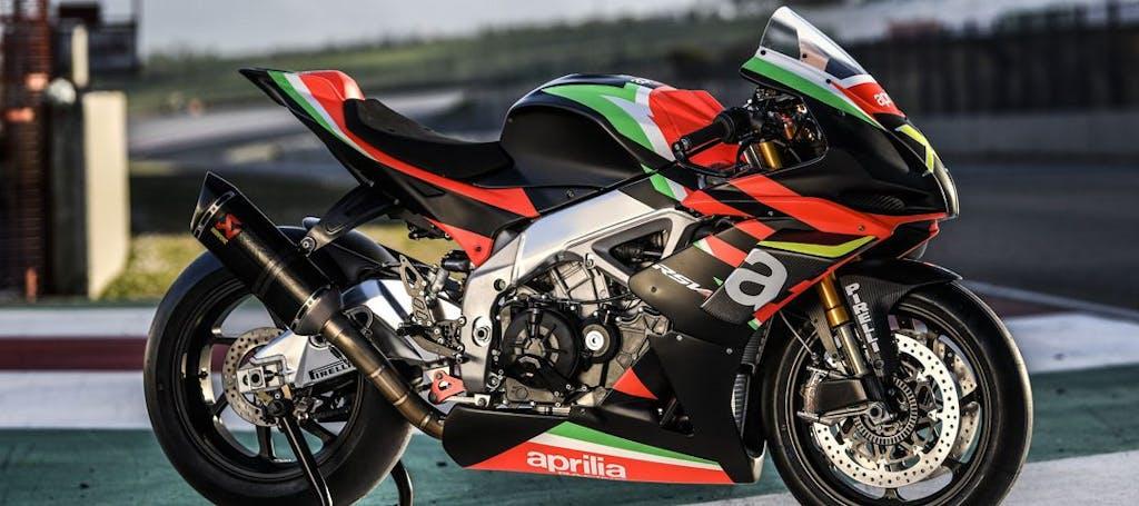 Aprilia RSV4 X, in consegna i 10 esemplari della super sportiva