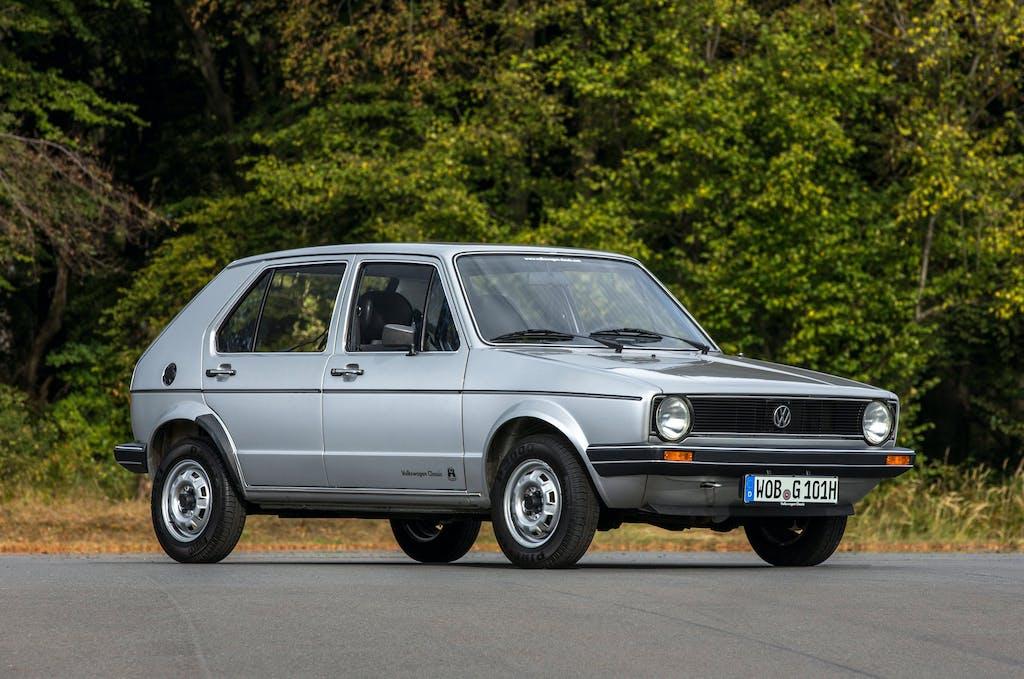 Youngtimer – Volkswagen Golf, storia delle prime 7. In attesa dell'ottava