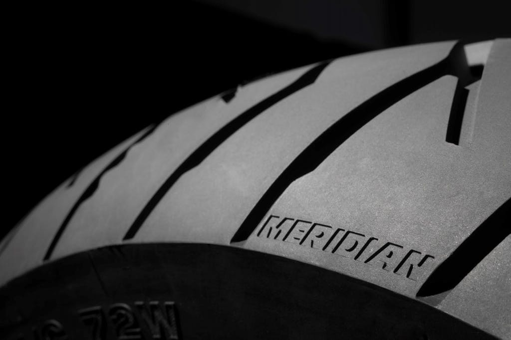 "Dunlop Trailmax Meridian, ""globetrotter approved"""