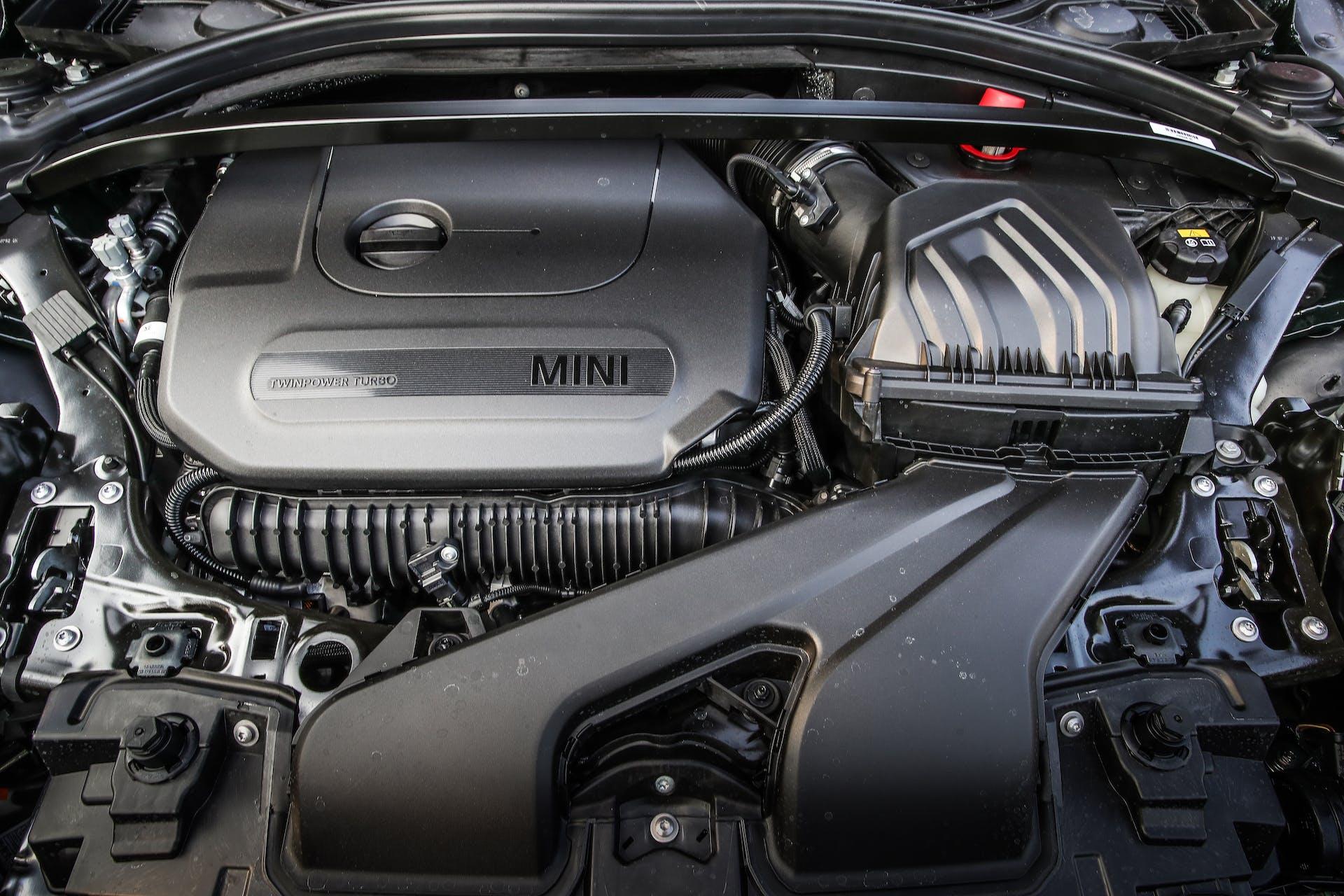 MINI Clubman JCW motore
