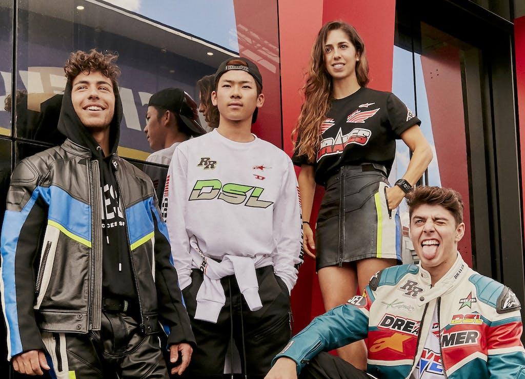 Alpinestars e Diesel, arriva la capsule di ispirazione racing