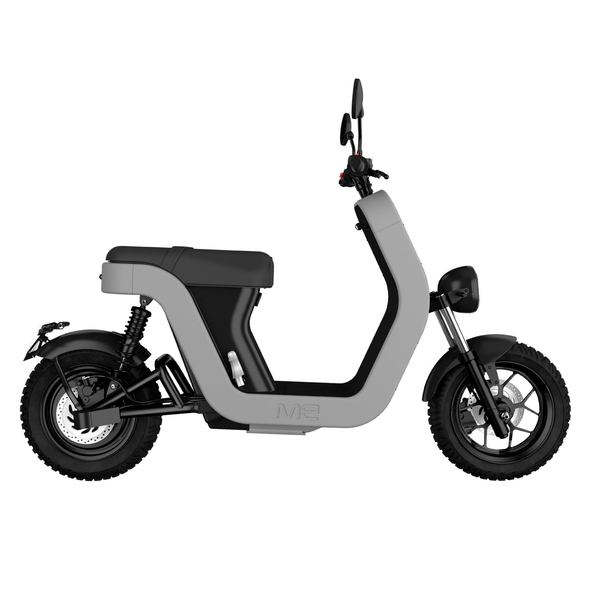 ME 2.5 scooter elettrico italiano batteria asportabile