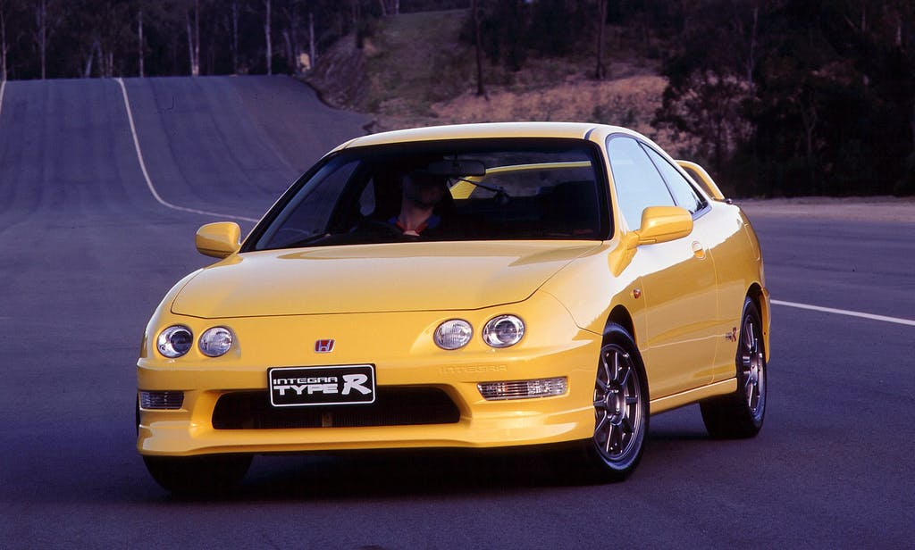 Youngtimer – Honda Integra Type R, coupé da intenditori