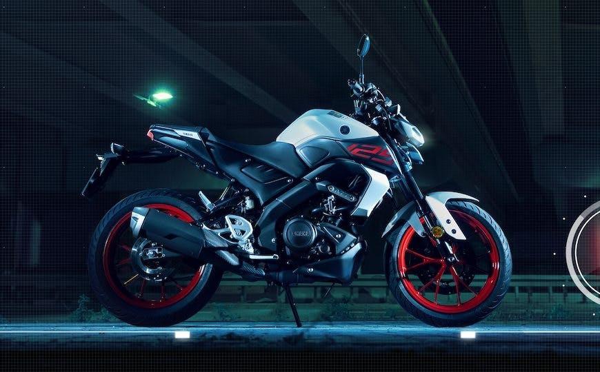 Yamaha MT-125 Migliori moto 125