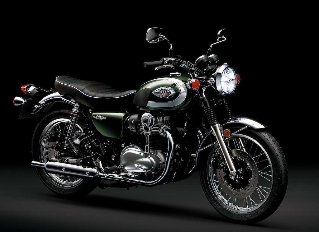 Kawasaki W800, l'anello mancante