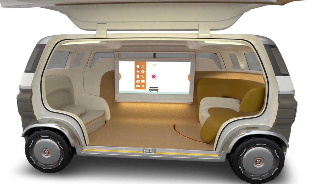 Suzuki-Hanare-Concept-Interior