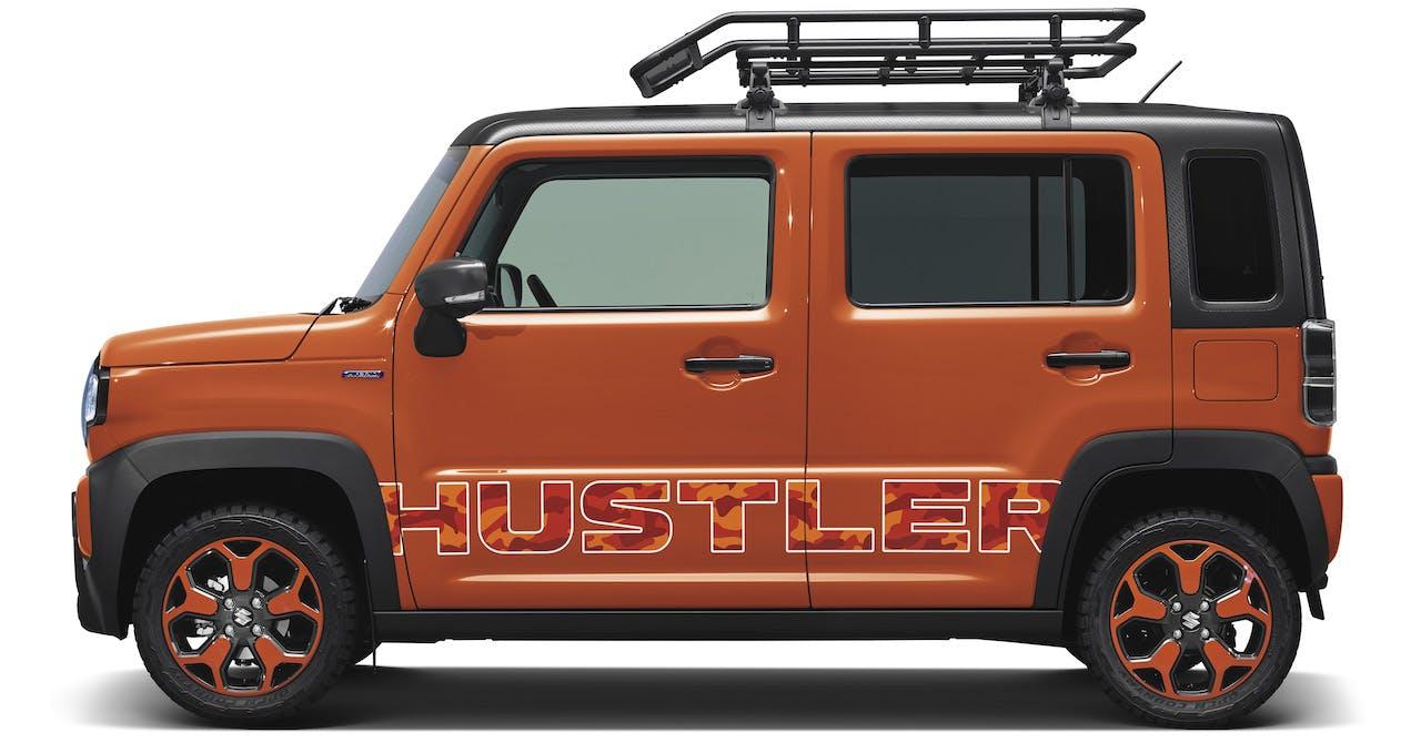 suzuki hustler 2