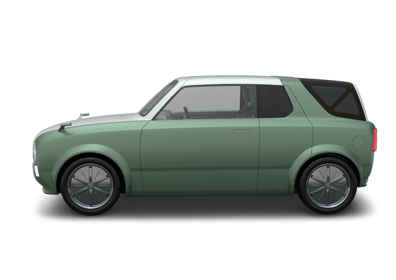 Suzuki wakuspo station wagon