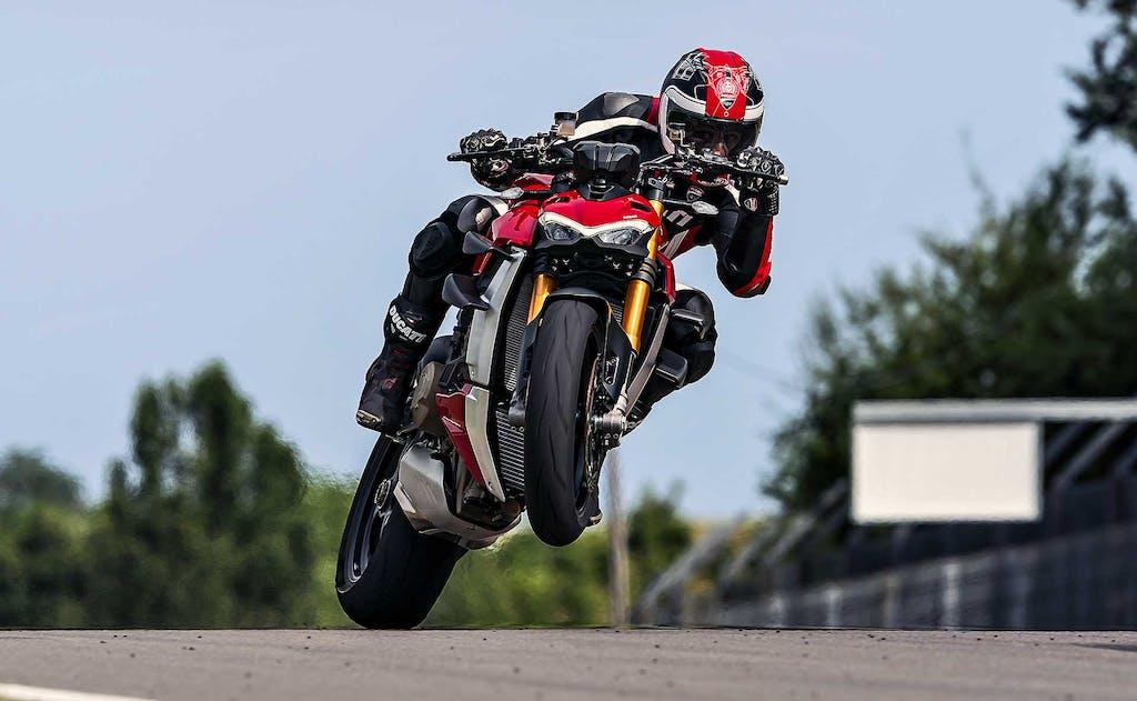 Ducati Streetfighter V4  The Fight Formula
