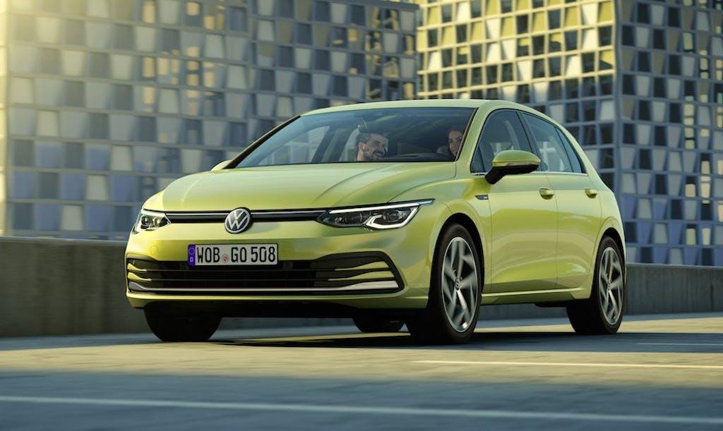 Nuova Volkswagen Golf 8, cinque volte ibrida