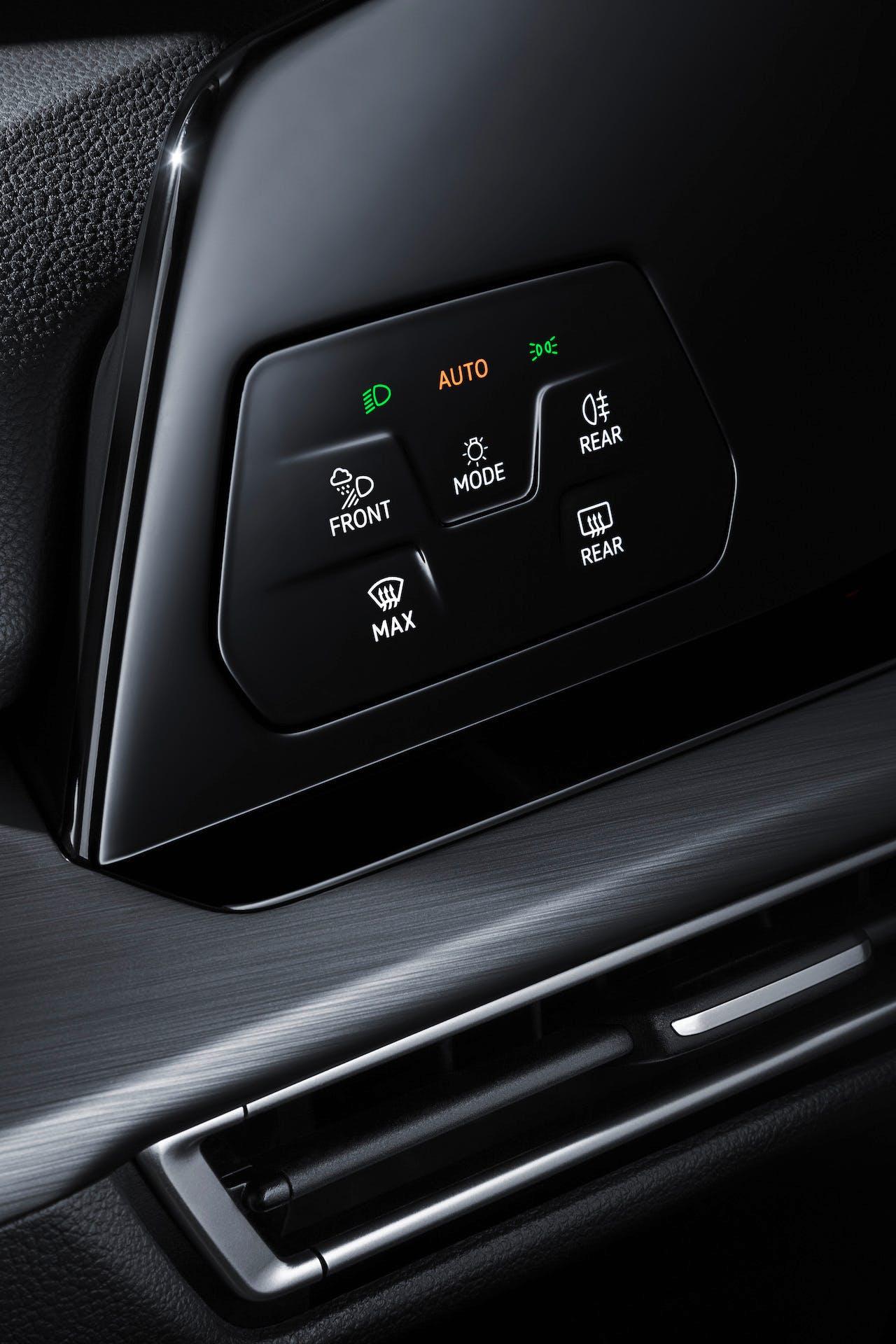 Nuova Volkswagen Golf 8 tasti volante