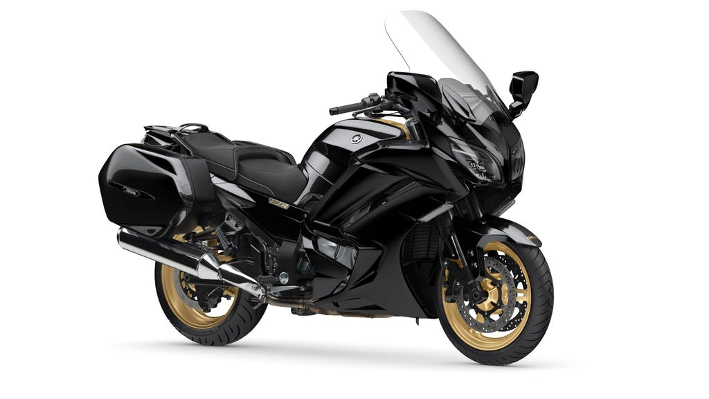 Yamaha FJR1300 Ultimate Edition – Atto finale