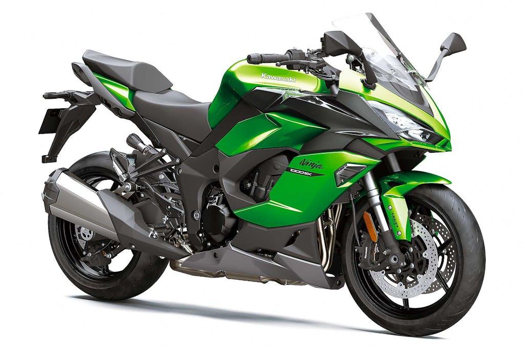 Kawasaki Ninja 1000SX, c'era una volta la Z1000SX