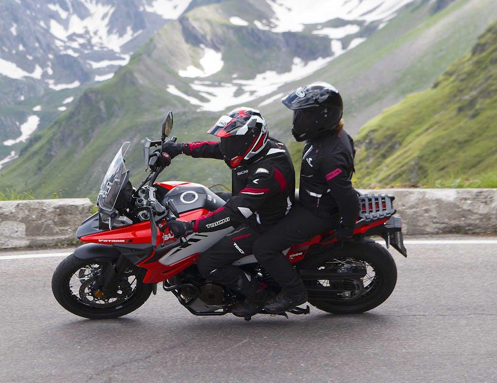 Fase 2, Suzuki: test ride in concessionaria