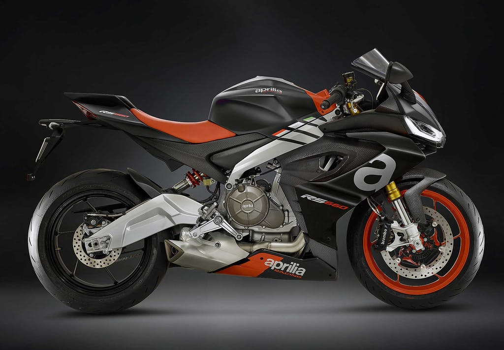 Aprilia RS 660  La media che mancava