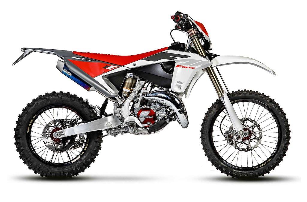 Fantic Motor XX e XE 125