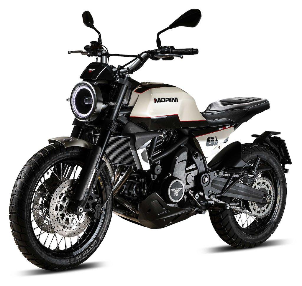 Moto Morini Seiemmezzo