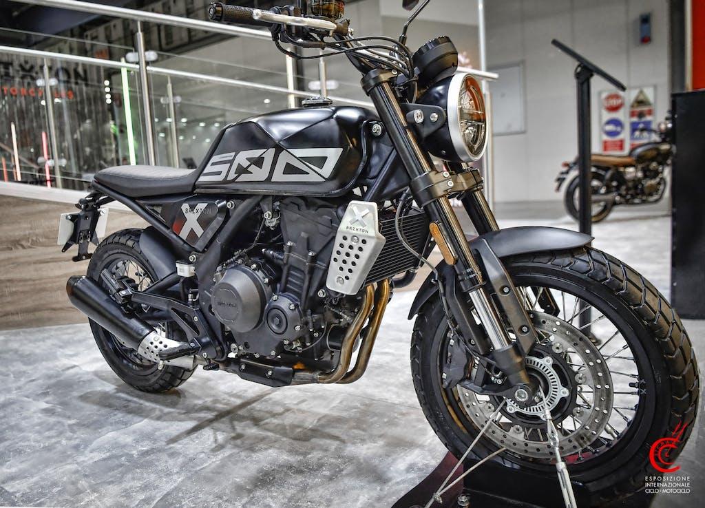 Brixton Motorcycles piccole special crescono