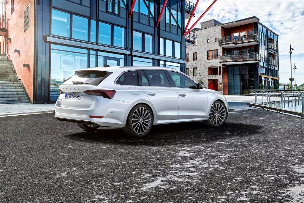 Skoda Octavia promossa con cinque stelle Euro NCAP