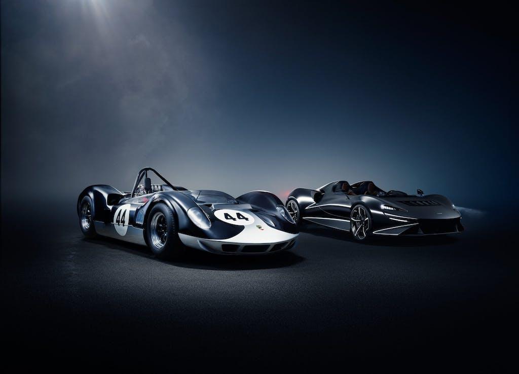 McLaren Elva, la roadster che si ispira agli anni Sessanta