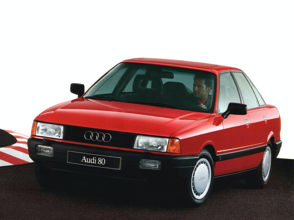 Youngtimer – Audi 80, come si diventa premium