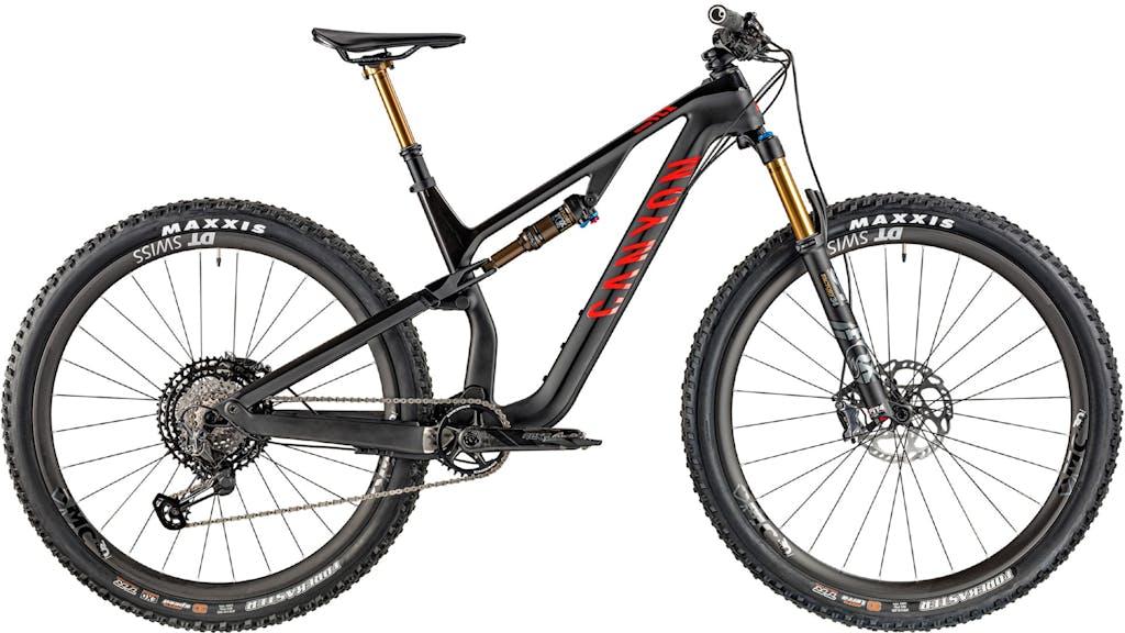 Canyon Neuron CF SLX Ltd11,7 kg di performance